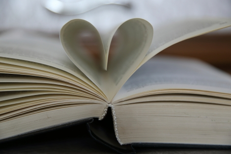 Valentine book from iStock