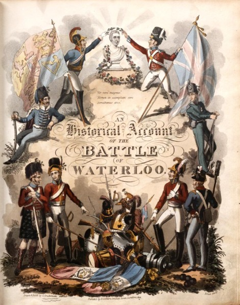 Mudford, William. Historical Account of the Campaign in the Netherlands, in 1815... SPCN 944.05M943H c.2