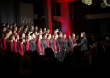 Josephine Lee conducts the Chicago Children's Choir. Photo credit: Marcin Cymmer (2013)