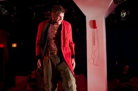 """Sophocles: Seven Sicknesses"" Photo credit: Matthew Gregory Hollis"