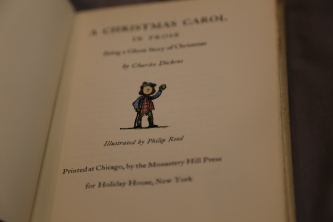 Tiny Tim adorns the title page of this 1940 edition.