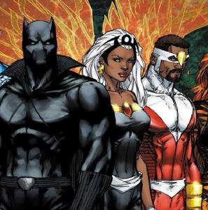 Photo courtesy of Marvel Comics.