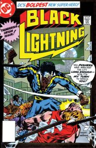 Black-Lightning Cover