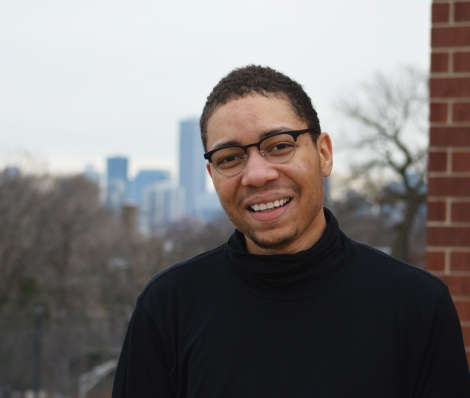Photo of Kevin Quin (CMN '16), a PhD candidate in Africana studies at Cornell University.