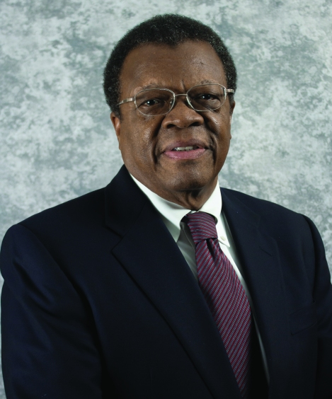 Photo of Curtis Crawford (MBA '78, DHL '99), founder, president and CEO of XCEO Inc.