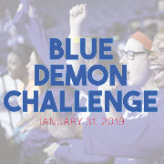 Blue Demon Challenge, January 31, 2019