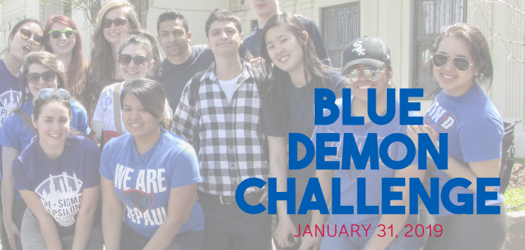 Blue Demon Challenge Jan. 31, 2019