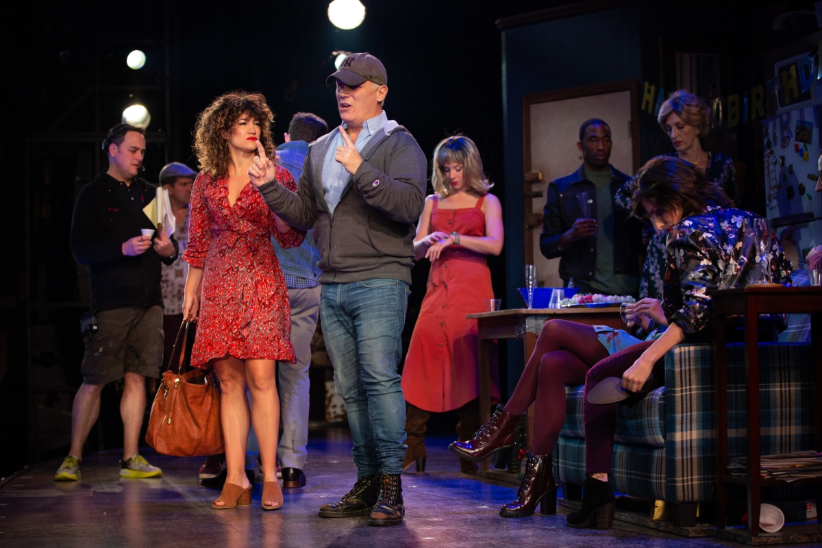 "Theatre School alumnus Scott Ellis directs the musical ""Tootsie"" in Chicago"