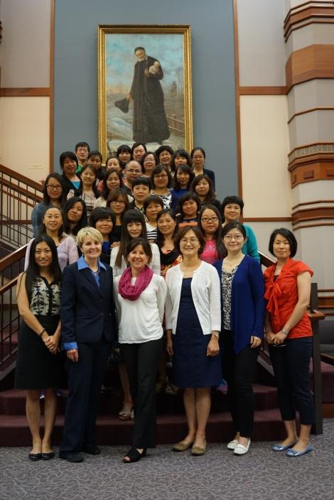China teachers_withKiel