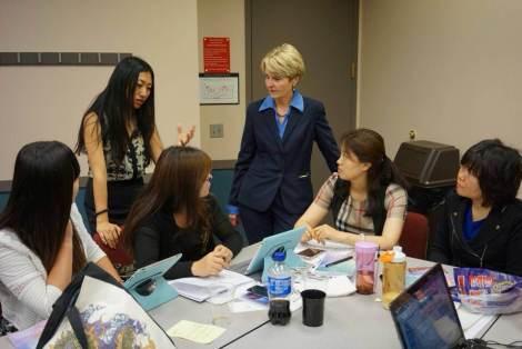 teachers and Dr. Kiel