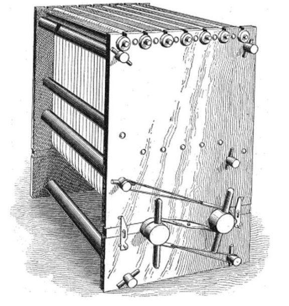 Seaton Machine